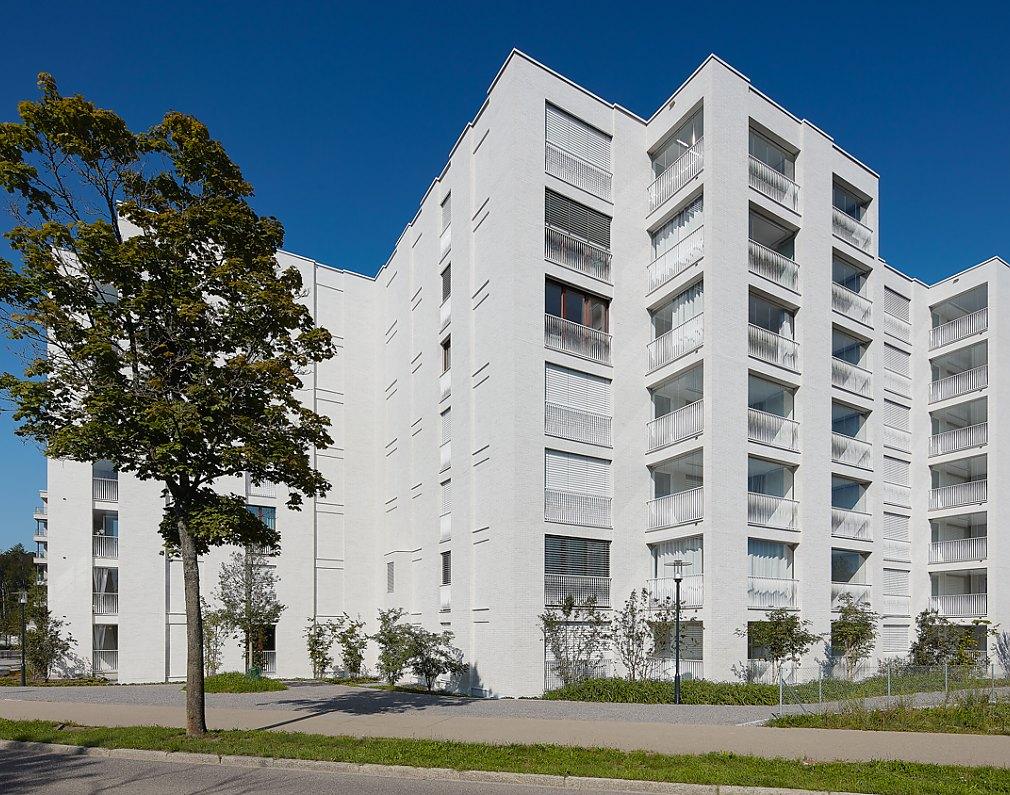 Mehrfamilienhäuser Areal Gussstrasse