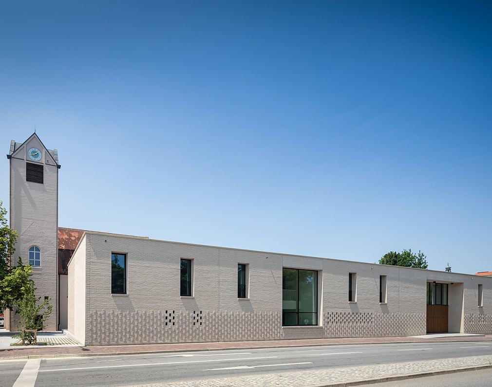 Evangelisches Gemeindehaus Christi Himmelfahrt