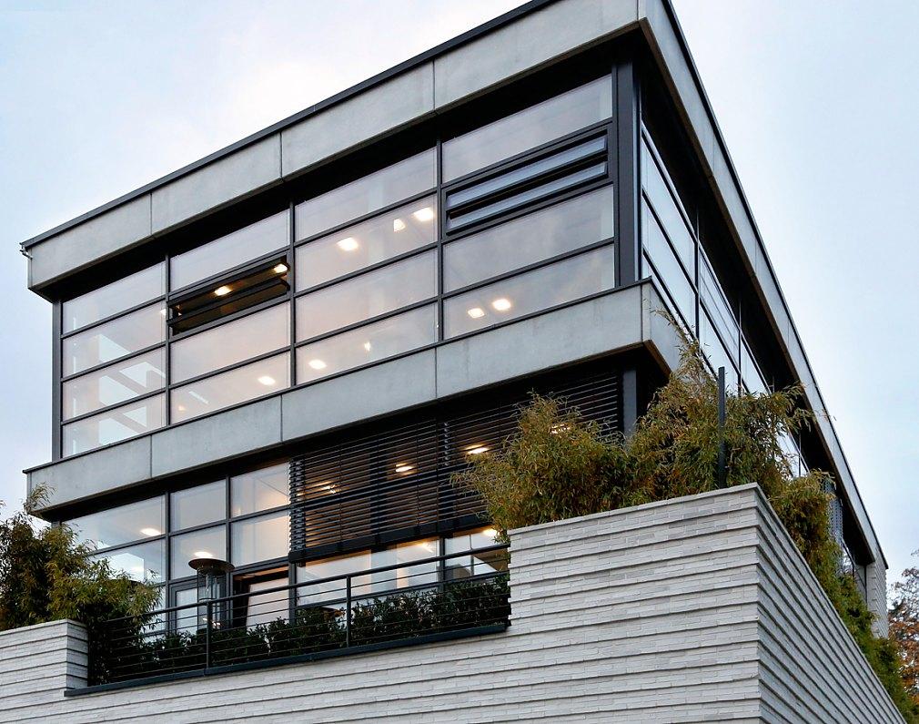 Büropavillon Eberhard Horn Designgruppe