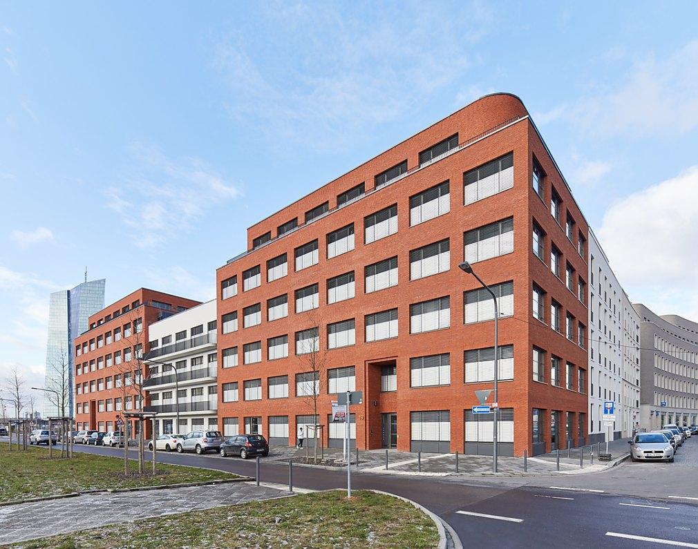 Bürogebäude Krome Mayfarth-Quartier