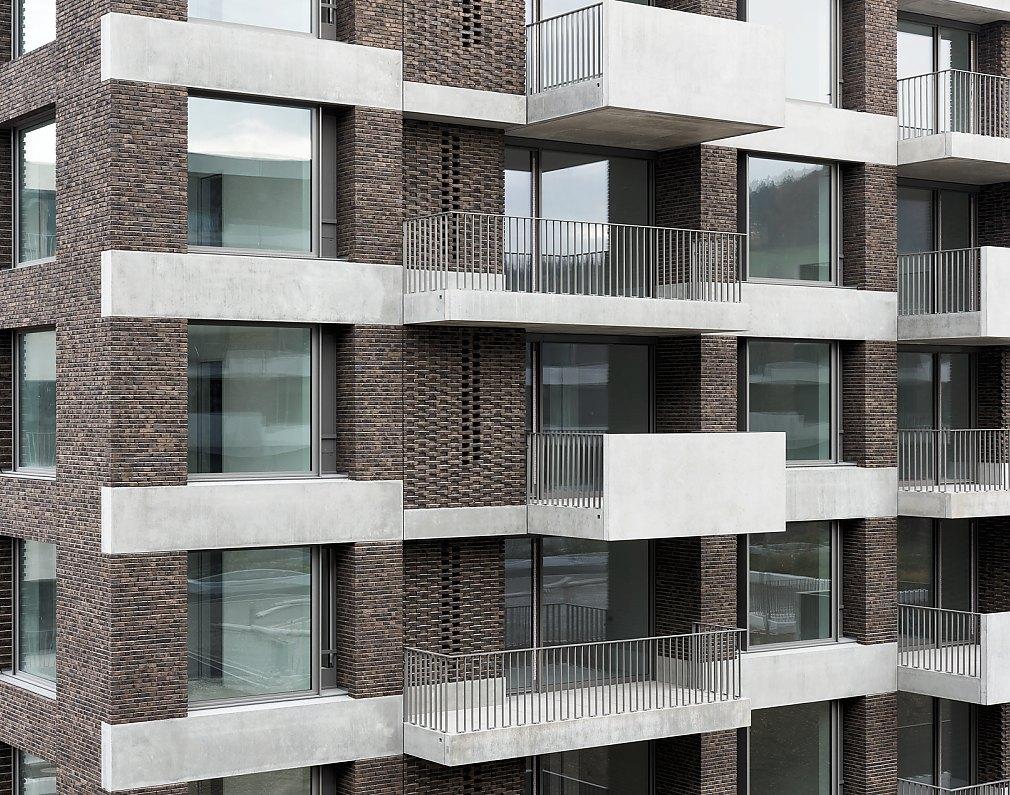 Wohnüberbauung Wyden