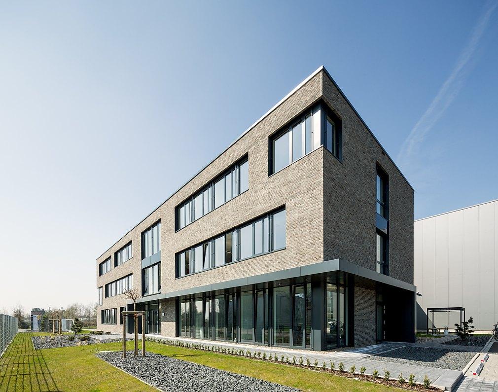 Verwaltungsgebäude Wallraff