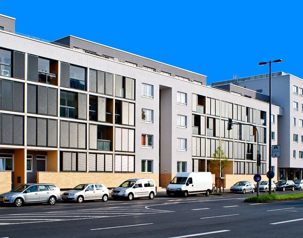 Mehrfamilienhaus Äußere Kanalstraße