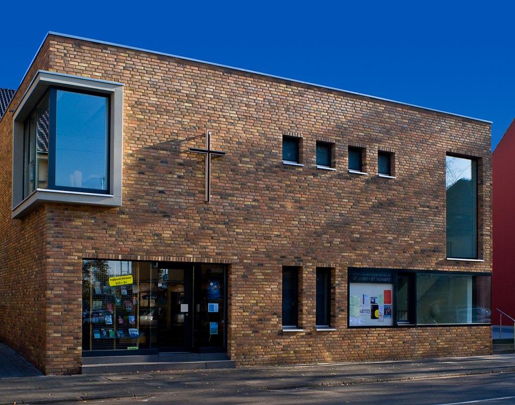 Pfarrzentrum St. Josef und St. Norbert