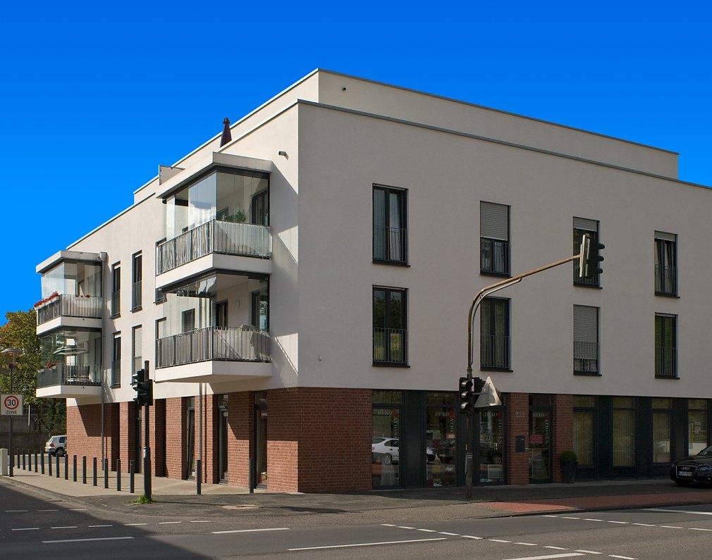 Mehrfamilienhaus Friedrich-Karl-Straße