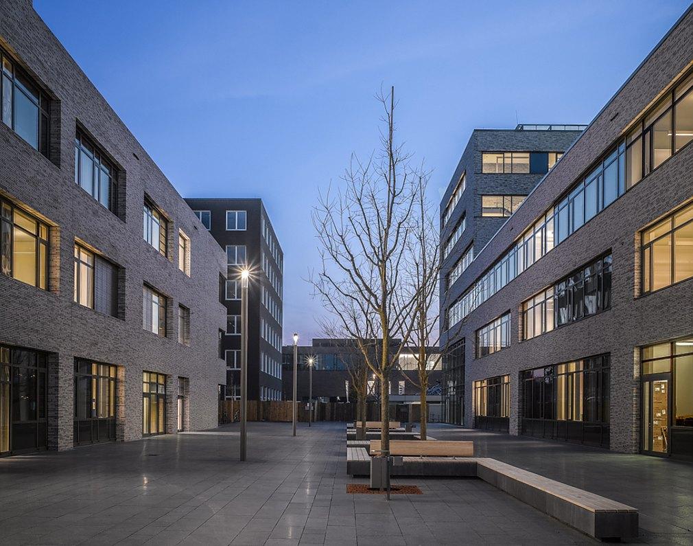 Bildungscampus Heilbronn BA 2+3