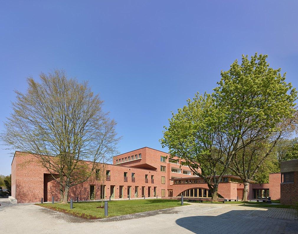 Domsingschule Köln | Erweiterung + Wohnen