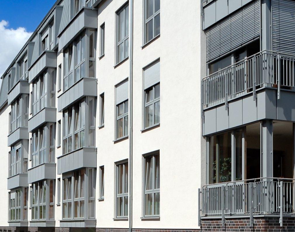 Seniorenheim Haus Rheinpark