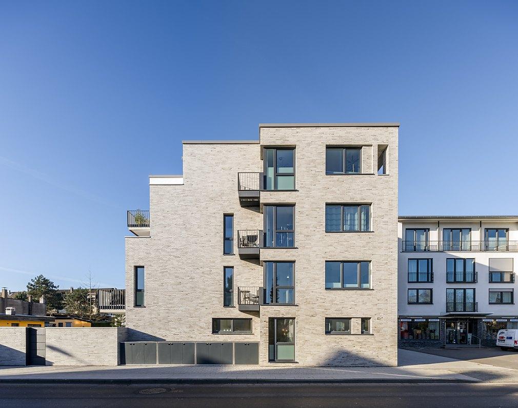 Mehrfamilienhäuser Frankfurter Straße