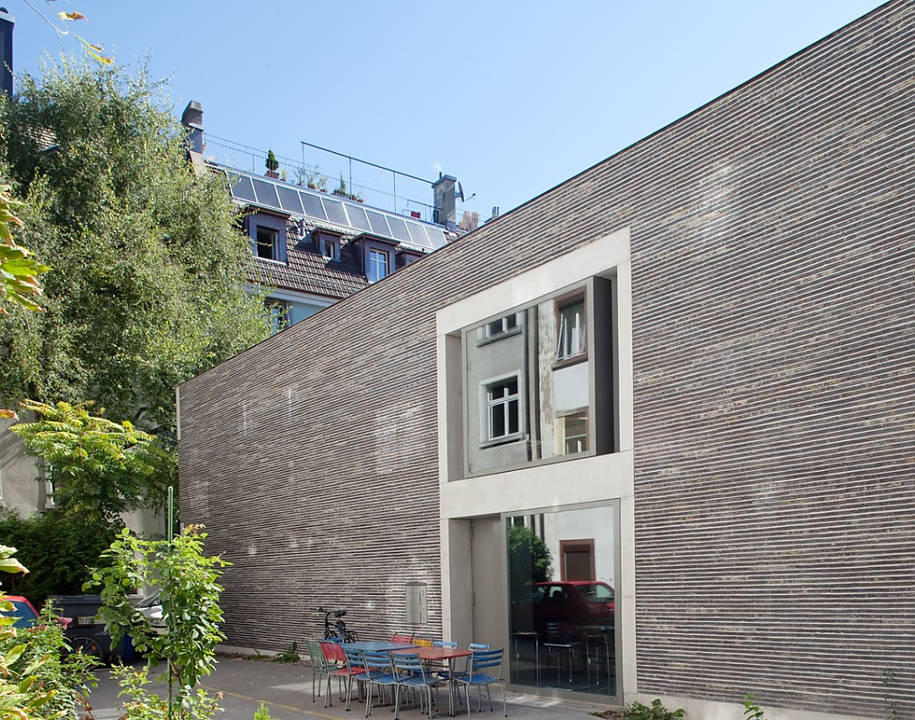 Bürohaus B Zürich